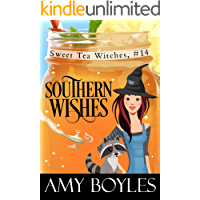 Southern Wishes (Sweet Tea Witch Mysteries Book 14)
