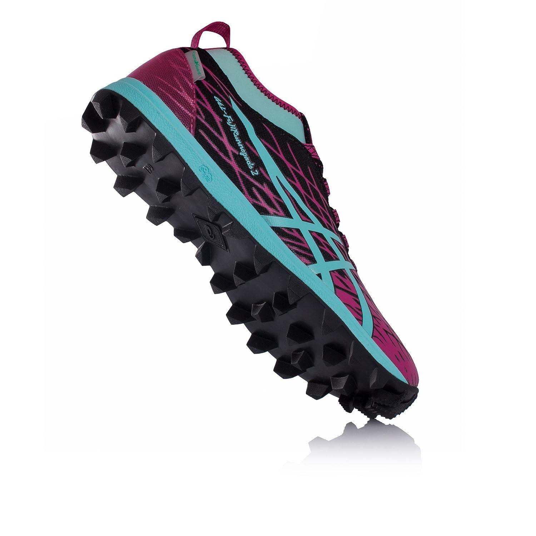 Zapatillas de Gimnasia para Mujer ASICS Gel fujirunnegade 2