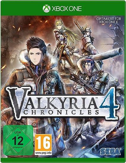 GAME Valkyria Chronicles 4, Xbox One vídeo - Juego (Xbox One, Xbox ...