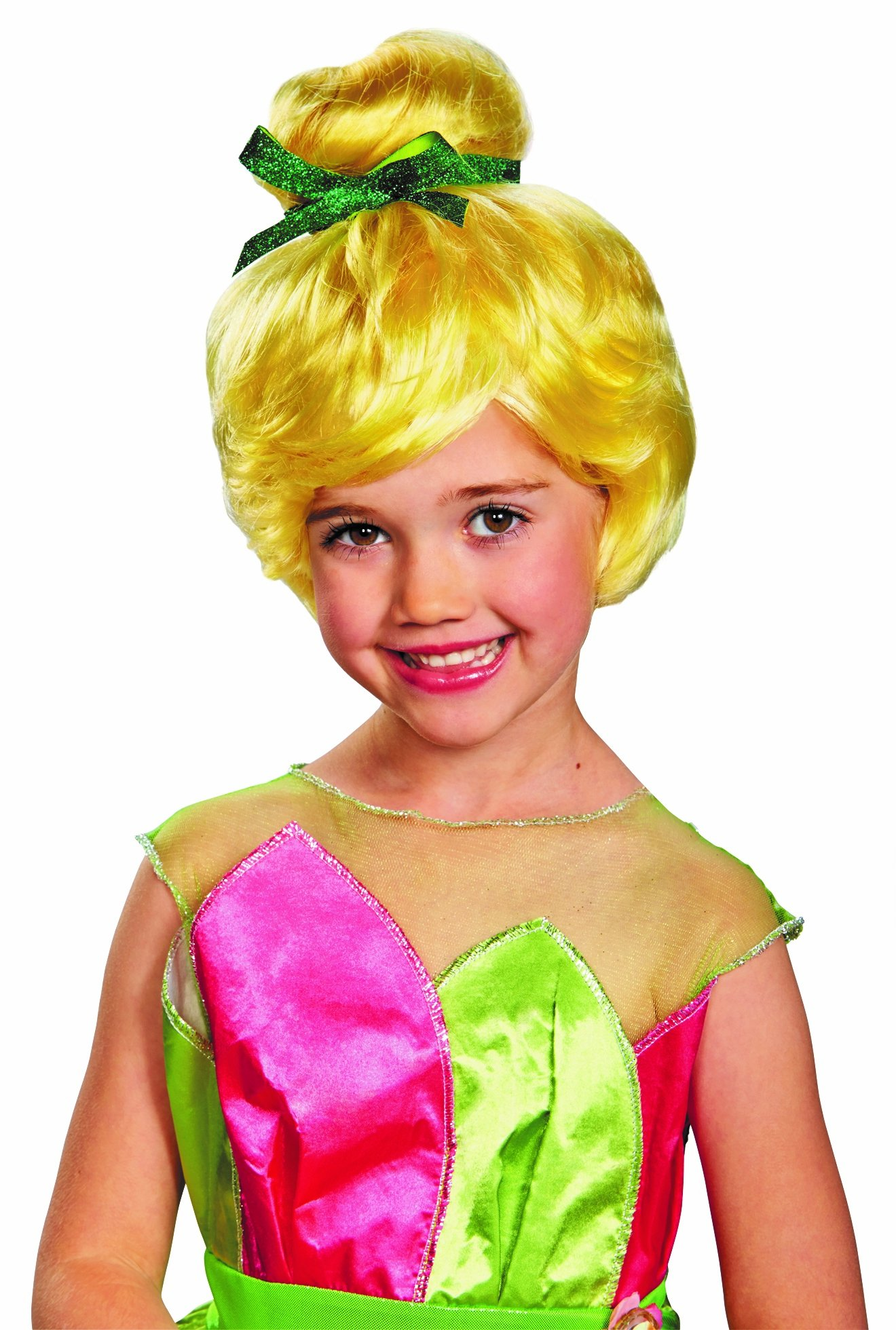 Disney Fairies Tinker Bell Child Wig by Disguise