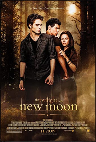 Image result for new moon movie poster