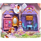 Disney Sofia The First Bedroom Castle Case