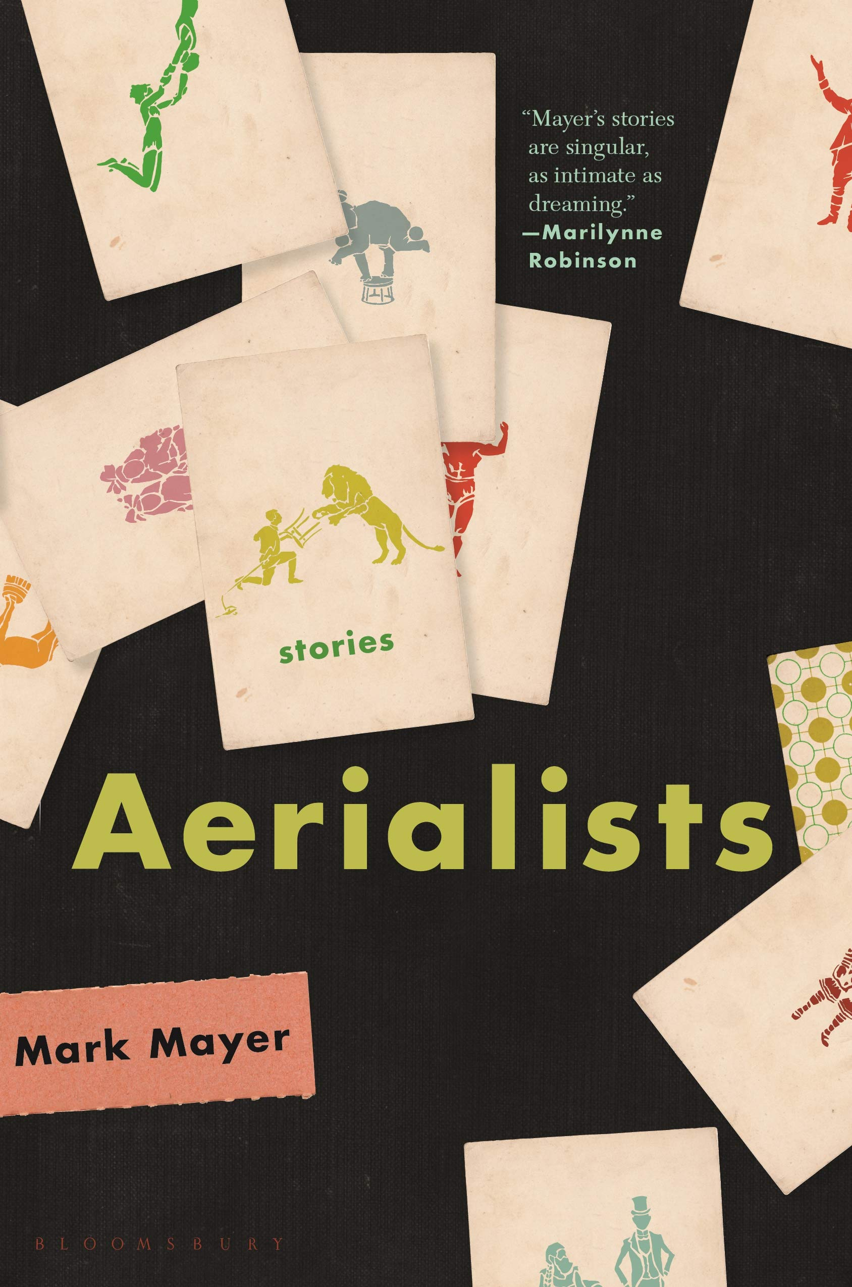 Aerialists: Stories: Amazon.es: Mark Mayer: Libros en idiomas extranjeros