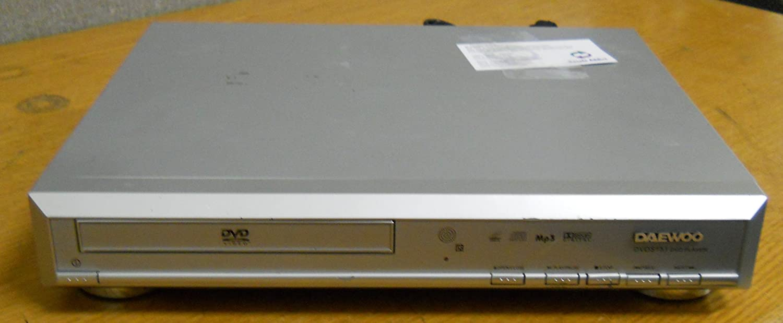Amazon.com: Daewoo DVDS151 DVD Player Dolby Digital Sound MP3 ...