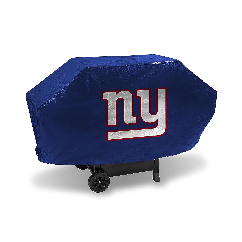 NFL New York Giants Vinyl Padded Deluxe Grill Cover