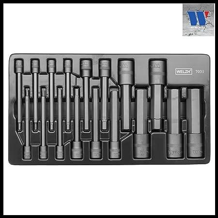 Internal Hex Impact Socket Werkzeug 4041-15 15 mm Allen Key S2 Steel