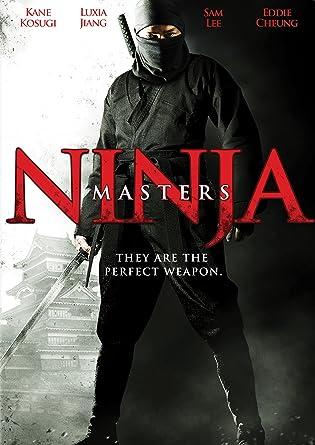 Amazon.com: Ninja Masters [DVD]: Kane Kosugi, Courtney Wu ...