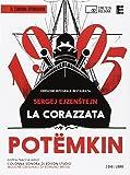La corazzata Potëmkin. Un film di S. ?jzenstejn. 2 DVD. Con libro