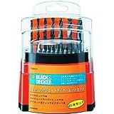 ブラックアンドデッカー(BLACK+DECKER) ドリル・スクリュードライバービットセット 23pcs 15095JP