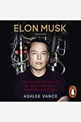 Elon Musk Audible Audiobook