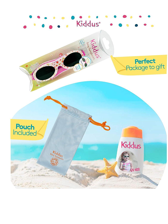 Kiddus Gafas de sol polarizadas PREMIUM bebés, para NIÑOS Y ...