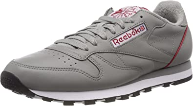 new product best place new arrival Reebok Classic Leather Archive, Sneakers Basses Homme, Gris (Solid ...