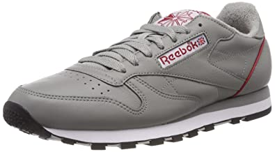 e4a577c8869 Reebok Men s s Classic Leather Archive Low-Top Sneakers  Amazon.co ...
