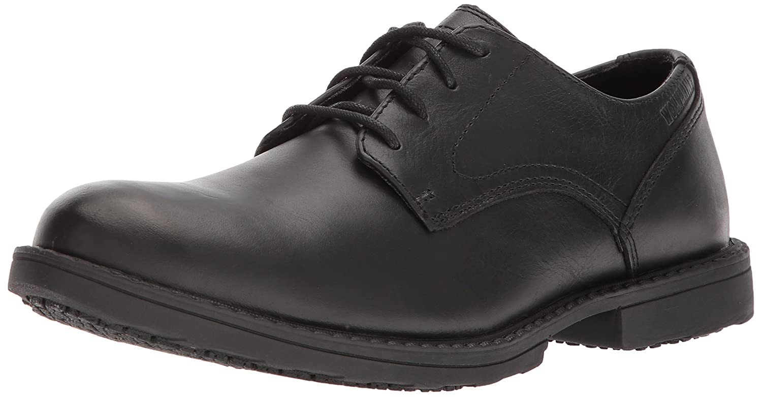 Wolverine メンズ Bedford Soft-Toe Oxford SR B072KLYH7Y 8 D(M) US|ブラック ブラック 8 D(M) US