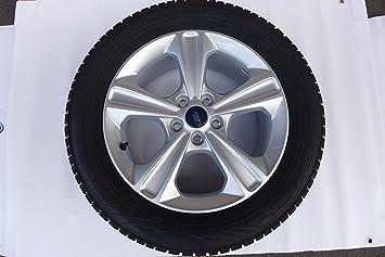 4 ruedas completas de invierno, llanta de aleación para Ford 235/55, R17, 103 V, XL 2146999: Amazon.es: Coche y moto