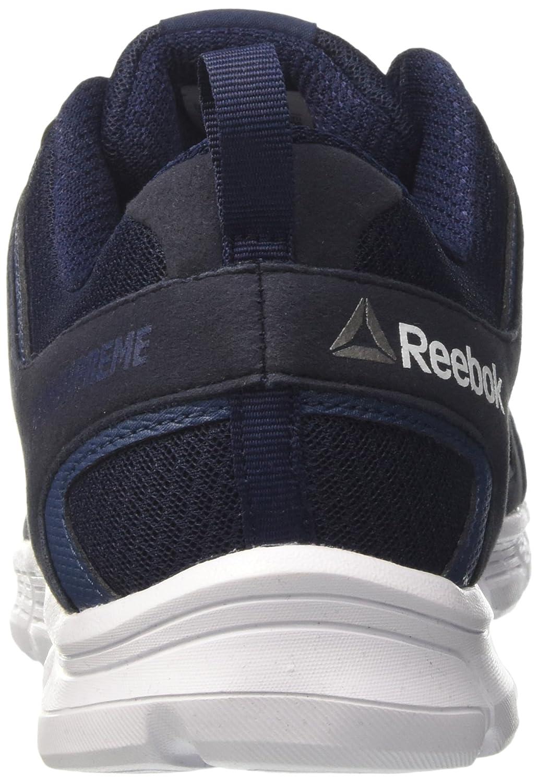 Reebok Herren Run Supreme 3.0 Laufschuhe, Blau (Collegiate