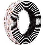 3M Dual Lock Reclosable Fastener SJ3550 250 Black, 1 in x 6 Ft
