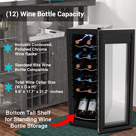 Best 12-Bottle Wine Coolers