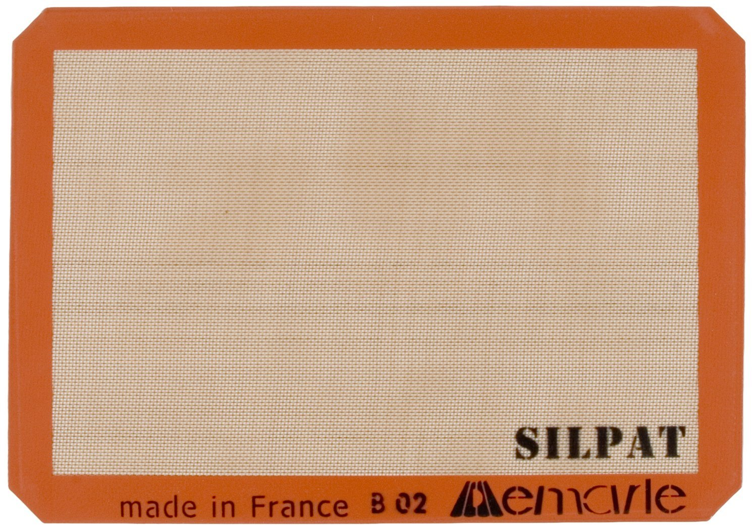 Silpat Premium Non-Stick Silicone Baking Mat, Half Sheet Size, 11-5/8'' x 16-1/2'' by Silpat