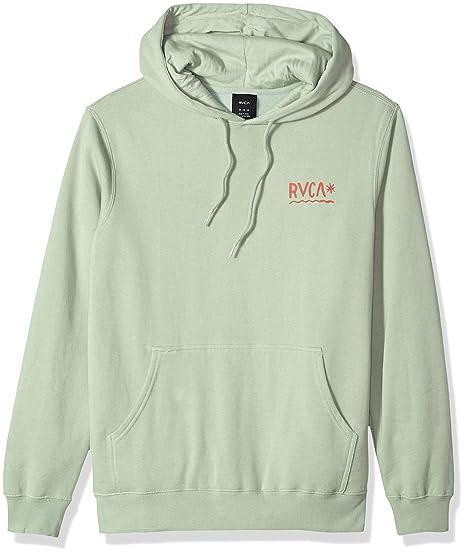 RVCA Boys Big Dayshift Hooded Long Sleeve Sweatshirt
