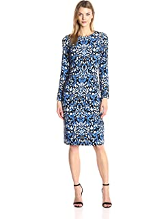 cb55943f Maggy London Sara Cold Shoulder Midi at Amazon Women's Clothing store: