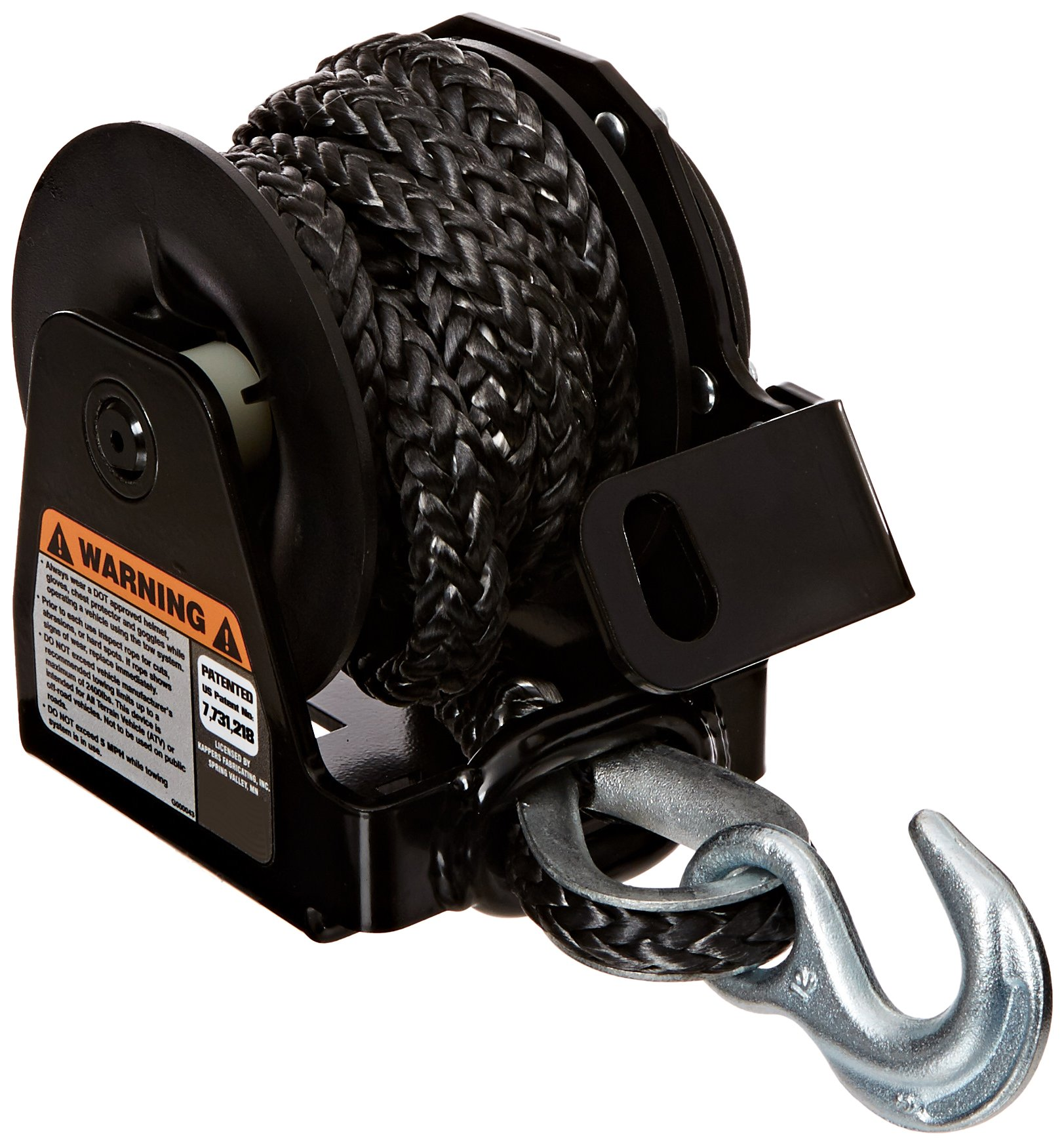 KFI Products 101120 TigerTail Tow System