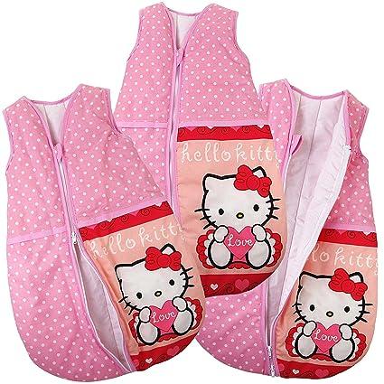 Saco de dormir para bebé Hello Kitty Baby Saco de dormir Saco de dormir infantil