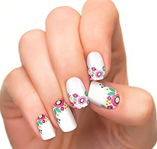 product image for Incoco Coconut Nail Art Polish Strips - Poppy Path - Pack of 1