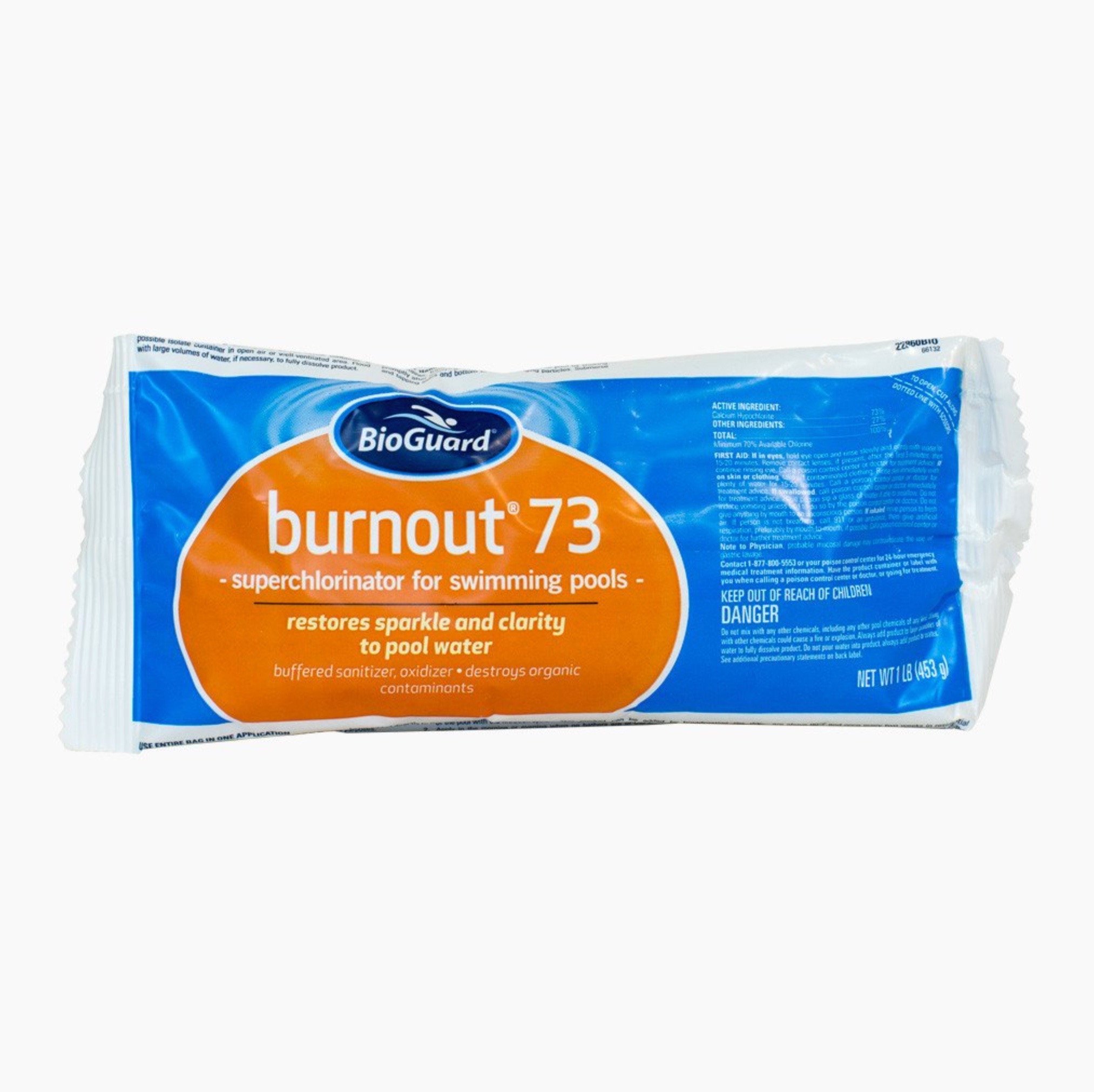 BioGuard Burnout 73 (1 lb) (12 Pack) by BioGuard