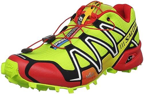salomon speedcross 3 black and green usa