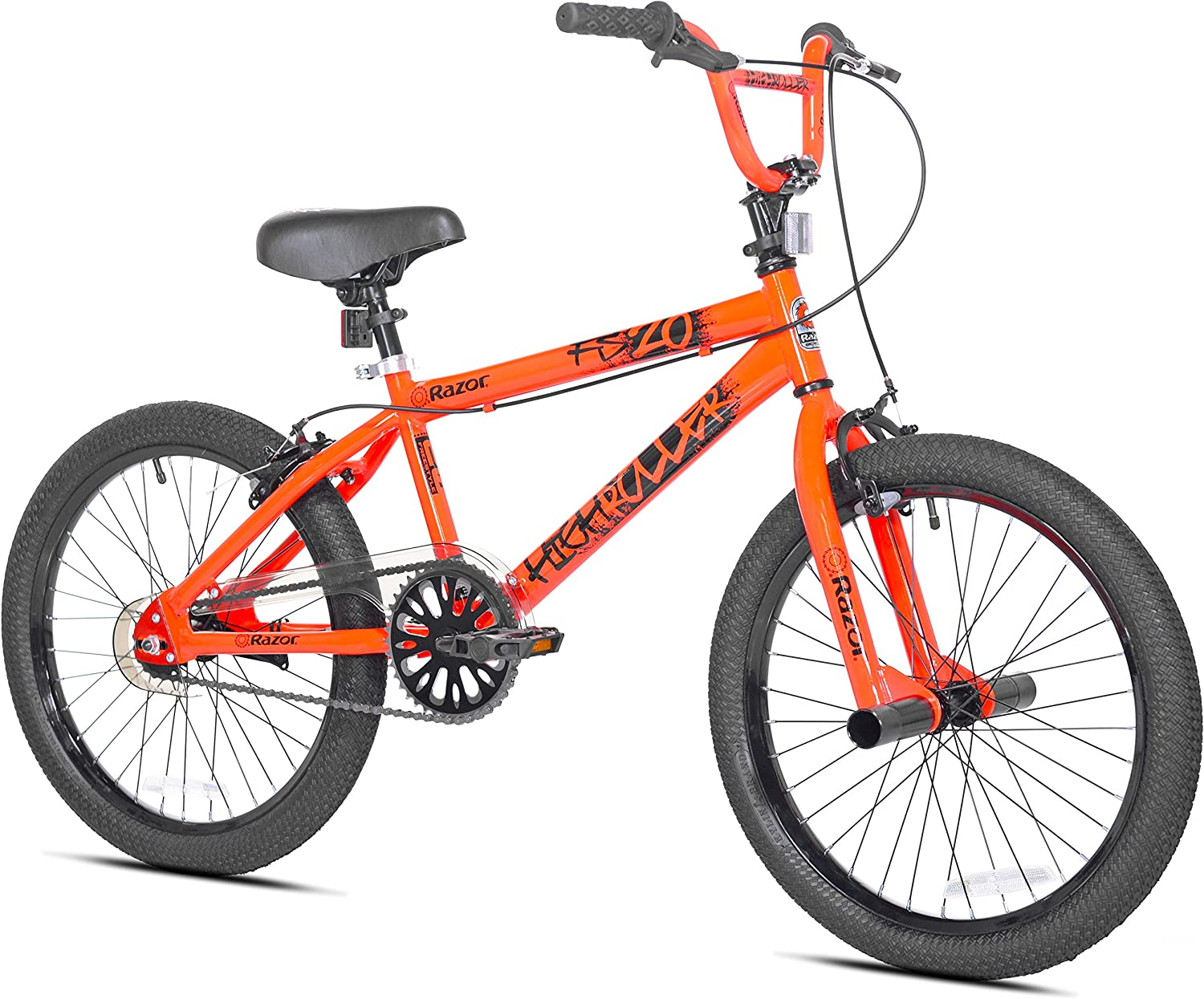 Razor High Roller Freestyle BMX Bike