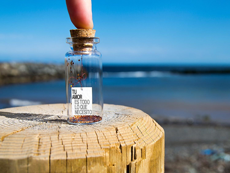 Tu amor es todo lo que necesito Mensaje en una botella ...