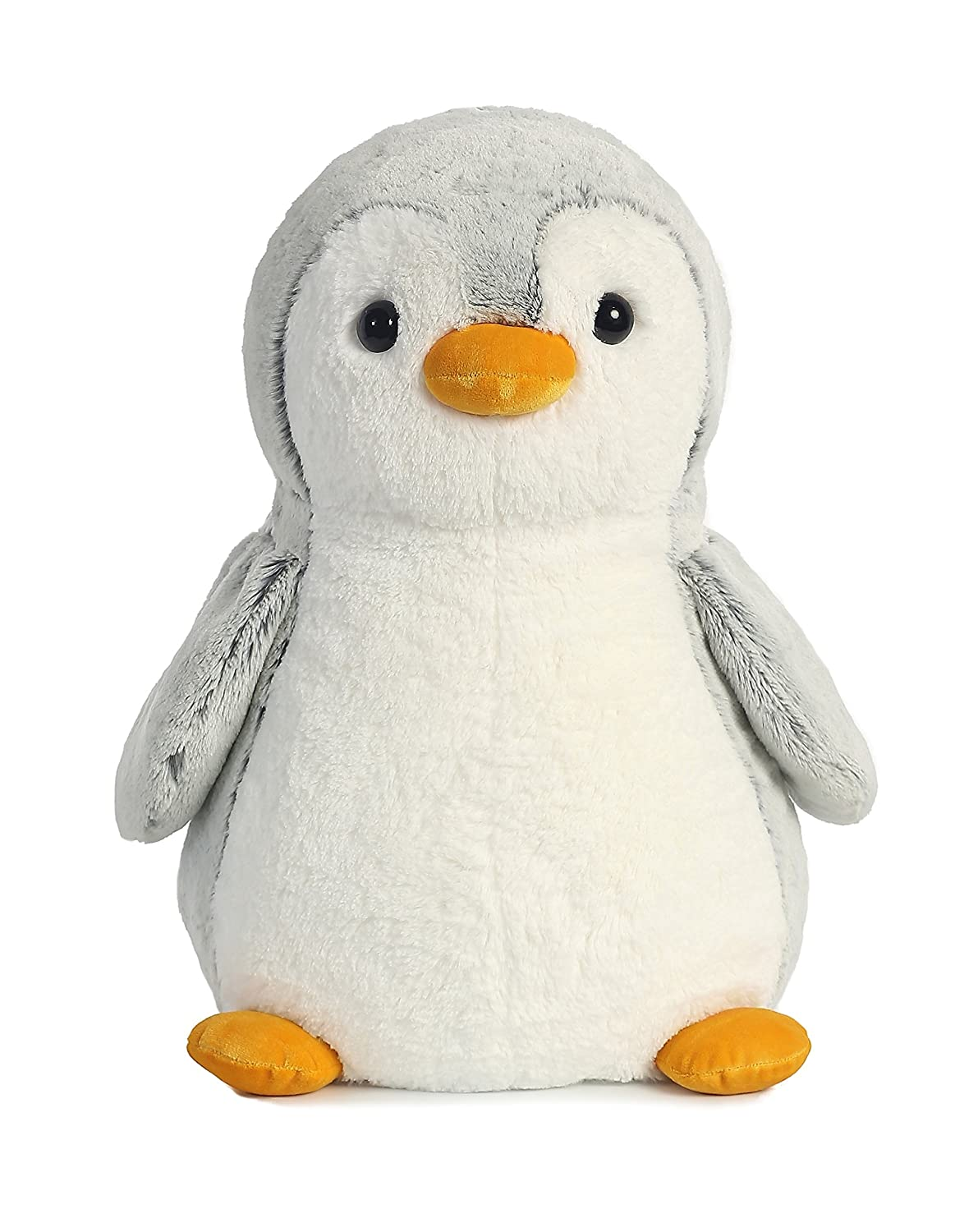 Amazon Com Aurora World Pom Pom Penguin Large Plush Toys Games