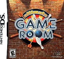 ultimate games room