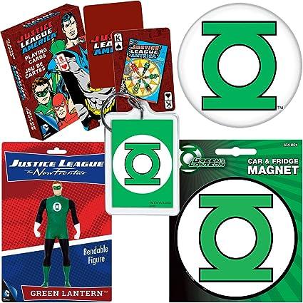 Amazon.com: popshoppes linterna verde Liga de la Justicia ...