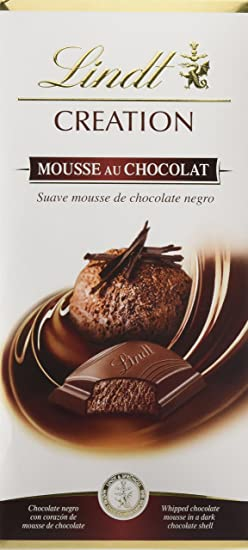 Lindt - Creation Mous.Negro 140 g Tb