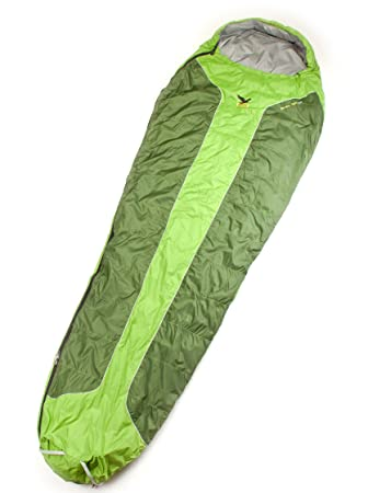 Salewa Dream Light 150 Sb Saco De Dormir +8° Verde Derecha: Amazon.es: Deportes y aire libre