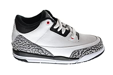 air jordan 3 black cement toddler activities