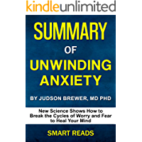Summary of Unwinding Anxiety (English Edition)