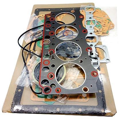 Amazon com: Engine 4D95 4D95S 4D95L Overhaul Gasket Kit