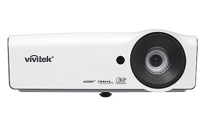 Vivitek DW832 Video - Proyector (5000 lúmenes ANSI, DLP, WXGA (1280x800), 15000:1, 16:10, 642,6 - 8076,9 mm (25.3 - 318