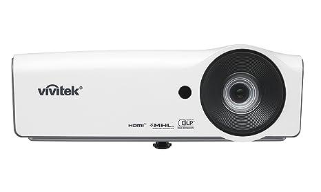 Vivitek DW832 Video - Proyector (5000 lúmenes ANSI, DLP, WXGA ...