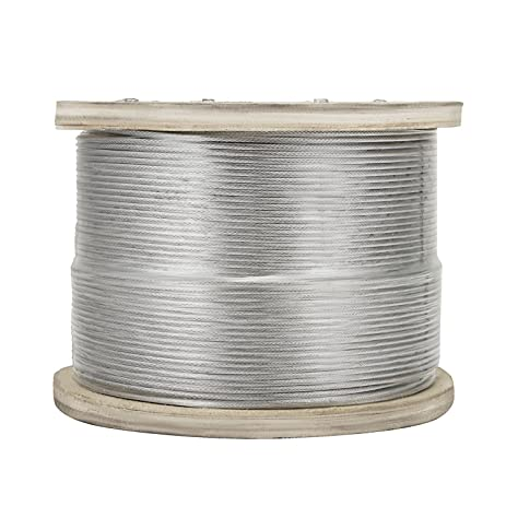 OrangeA Stainless Steel Cable 3/16\