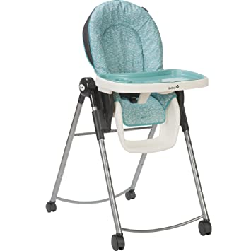 amazon com safety 1st adaptable high chair marina baby