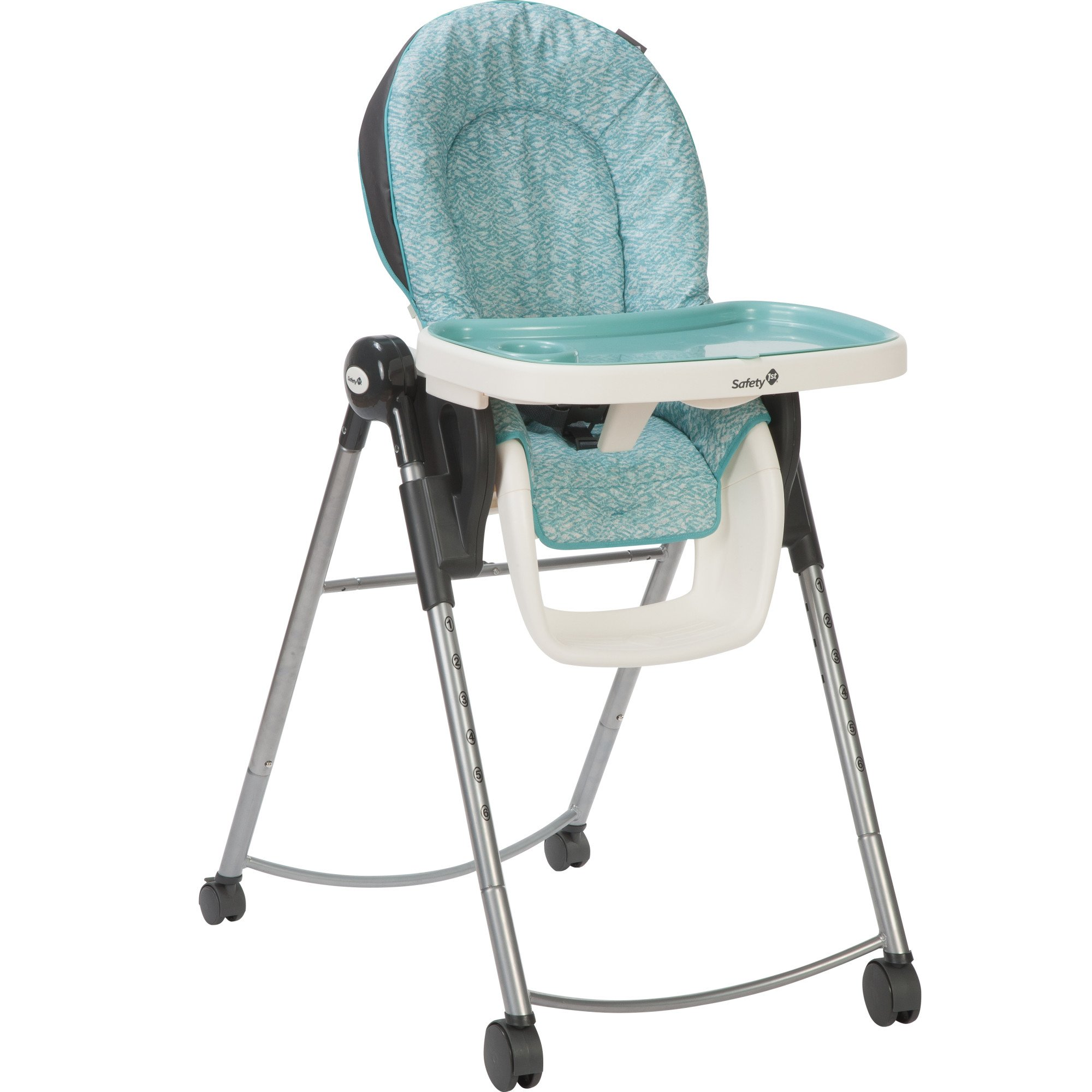 Amazon.com : Safety 1st Adaptable High Chair, Sorbet : Baby