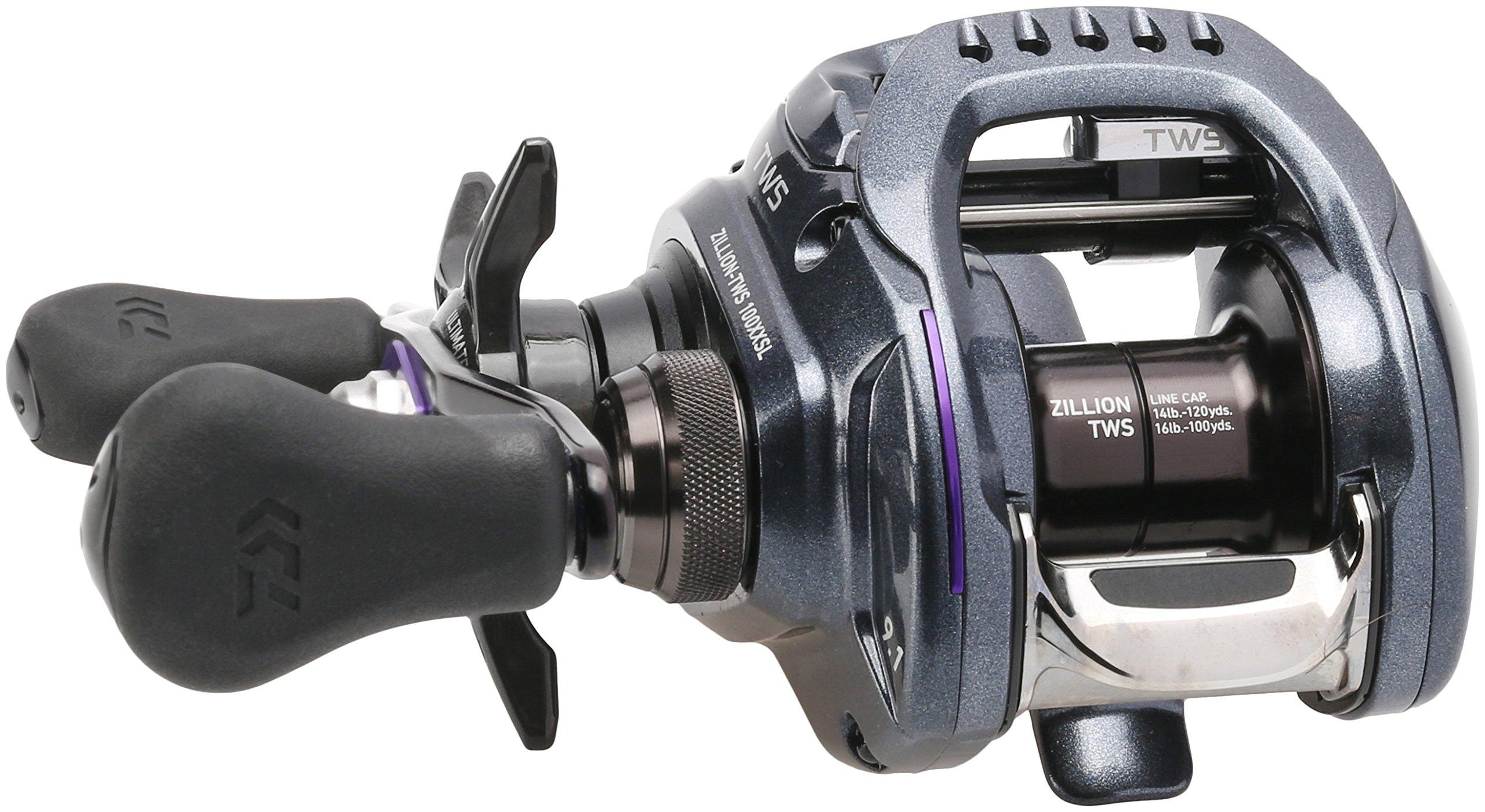 STTLW30H-C Daiwa Saltist H-C 6.1:1 Levelwind Right Hand Casting Fishing Reel