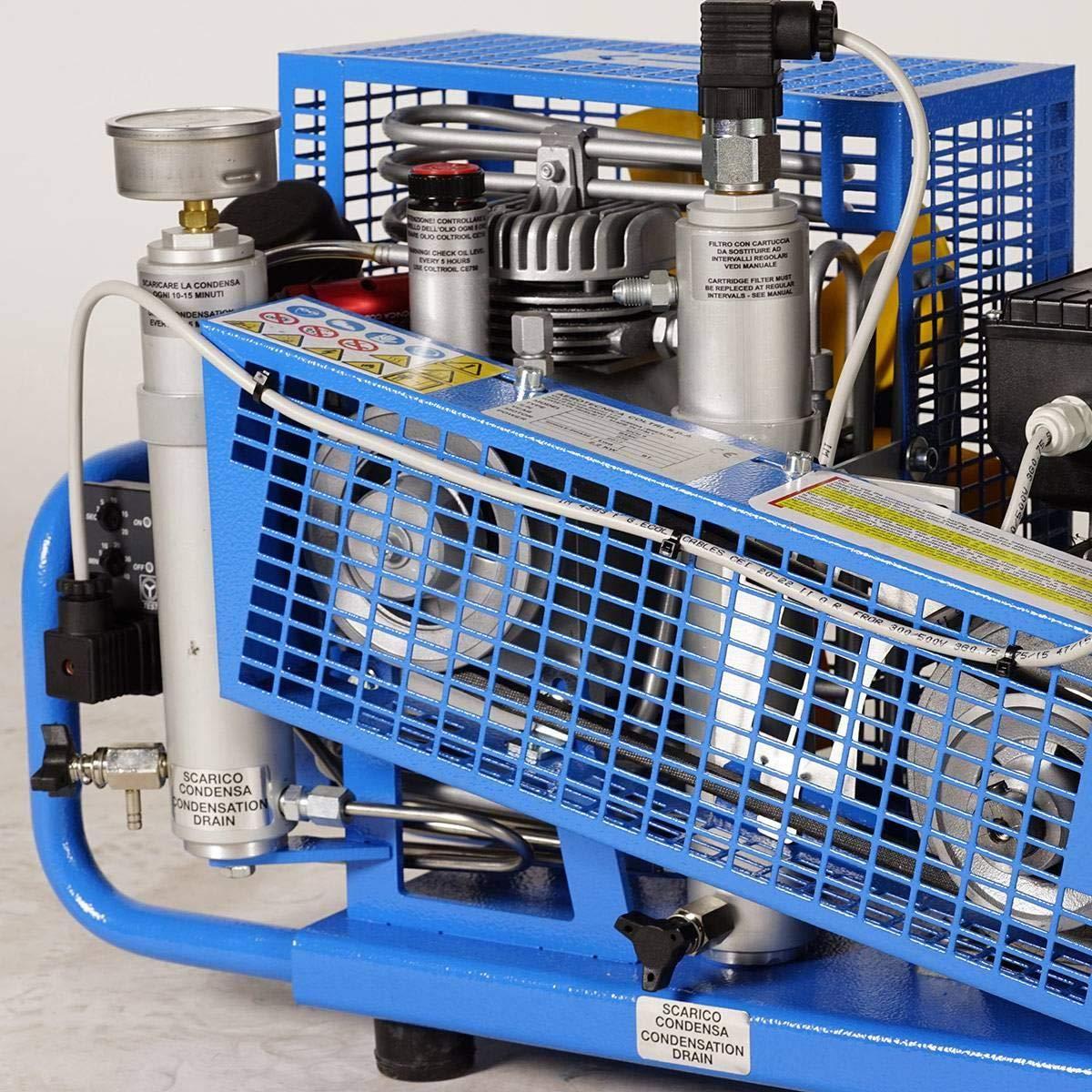 Coltri Aliento Aire Compresor 100 L/min 300 Bar con Motor eléctrico 230 V: Amazon.es: Deportes y aire libre
