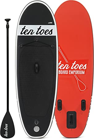Amazon.com: Diez Dedos De Los Pies inflables Stand Up Paddle ...