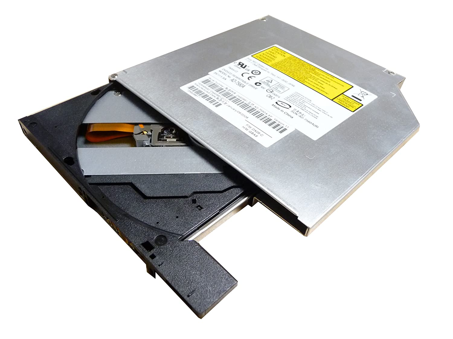 OPTIARC DVD RW AD 7560S DRIVER DOWNLOAD