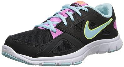 84954bb6bdd1e Nike Girl s Flex Supreme TR 2 Running Shoes (6.5